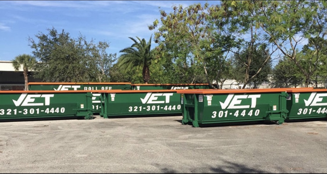 Dumpsters for rent Melbourne