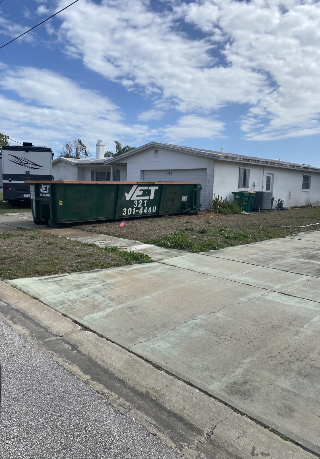 dumpsters for rent Indialantic