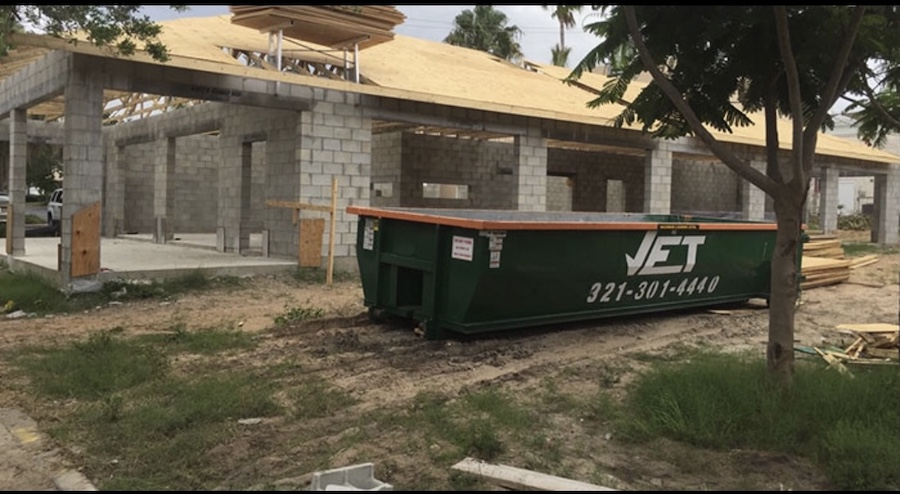 dumpsters for rent Palm Bay