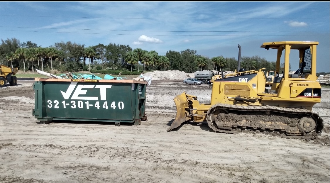 dumpsters for rent Rockledge