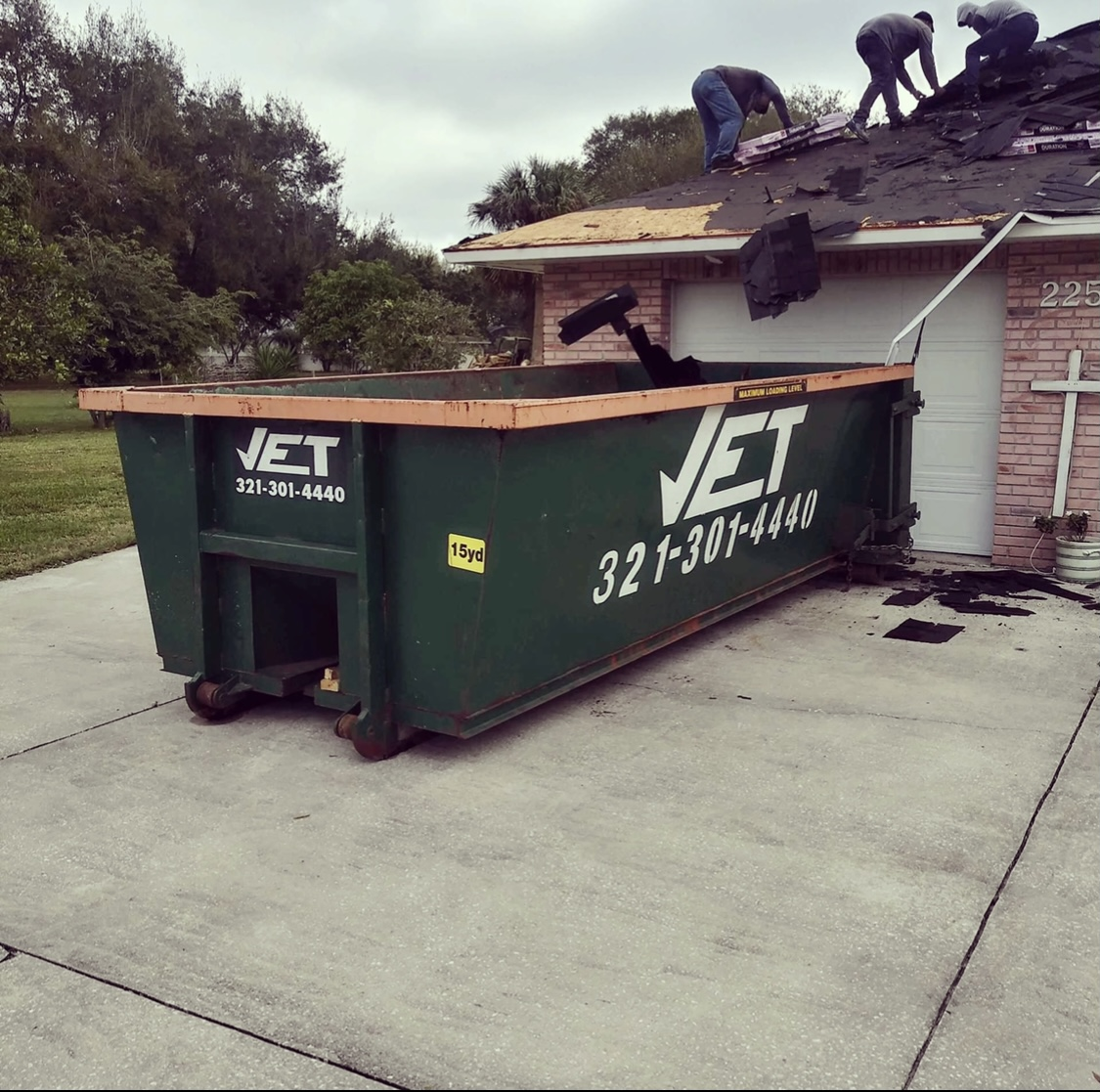 dumpsters for rent Titusville