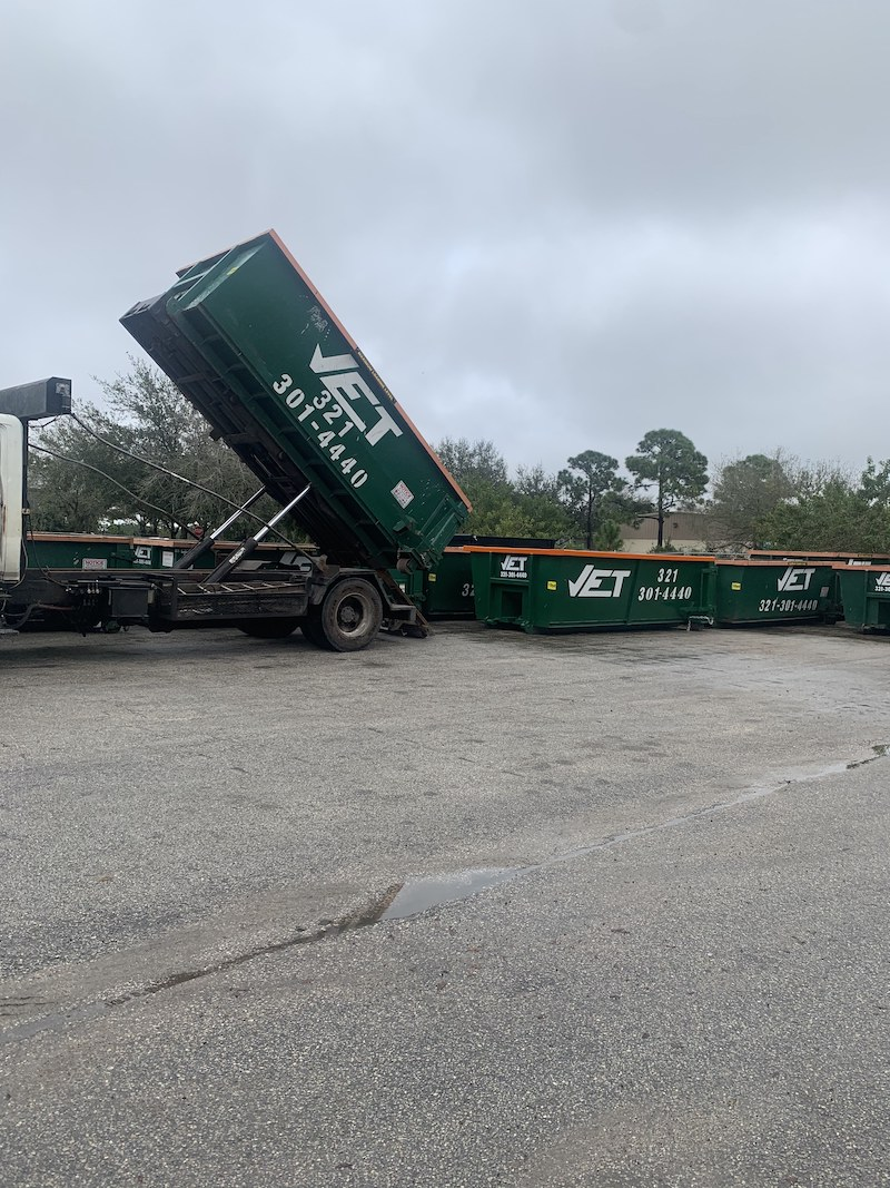 roll off dumpster rental Cocoa