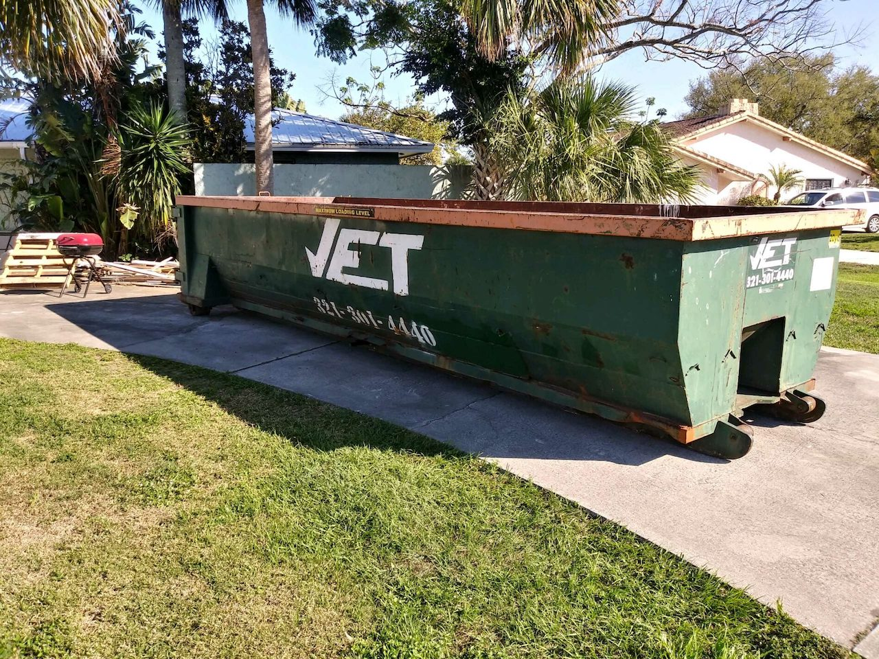 dumpster delivery Indian Harbour Beach fl
