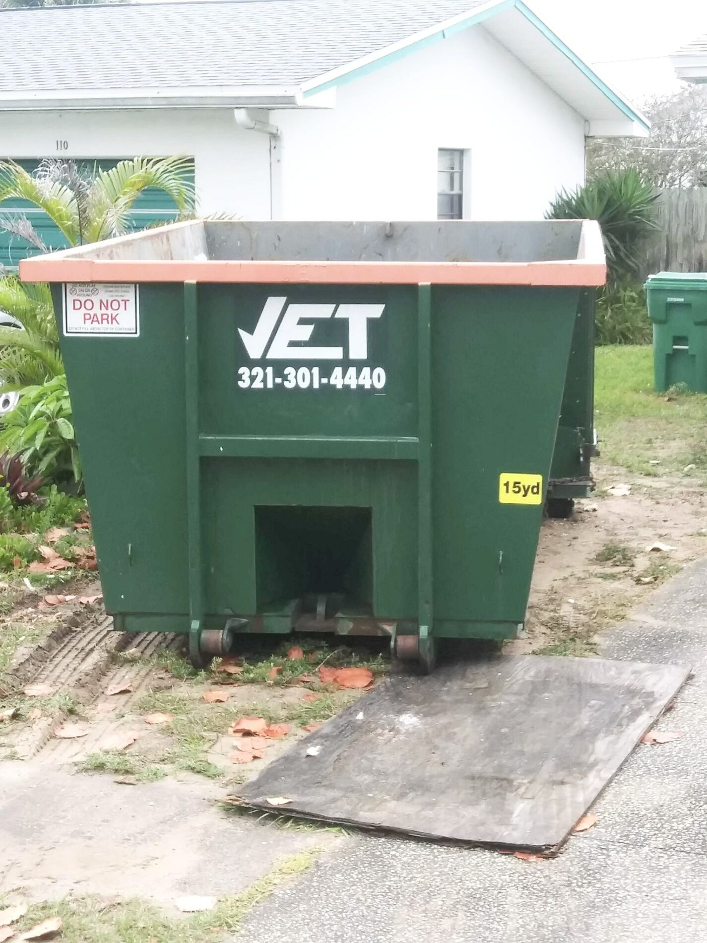 dumpsters for rent cocoa beach