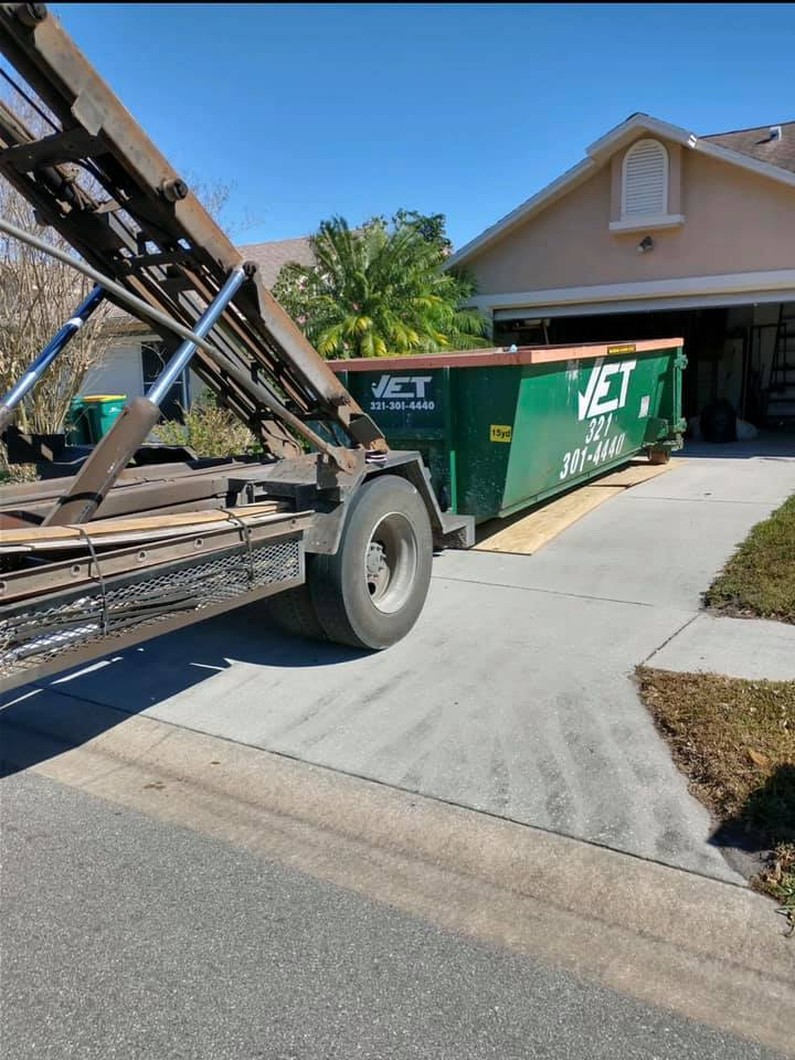 dumpsters for rent Grant Valkaria